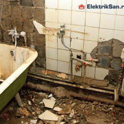 Капитальный ремонт в ванной, 7 основных этапов
