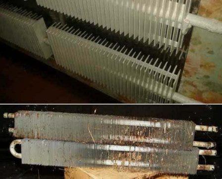 стальные радиаторы конвекционного типа