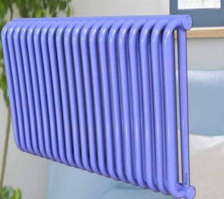 современные трубчатые радиаторы