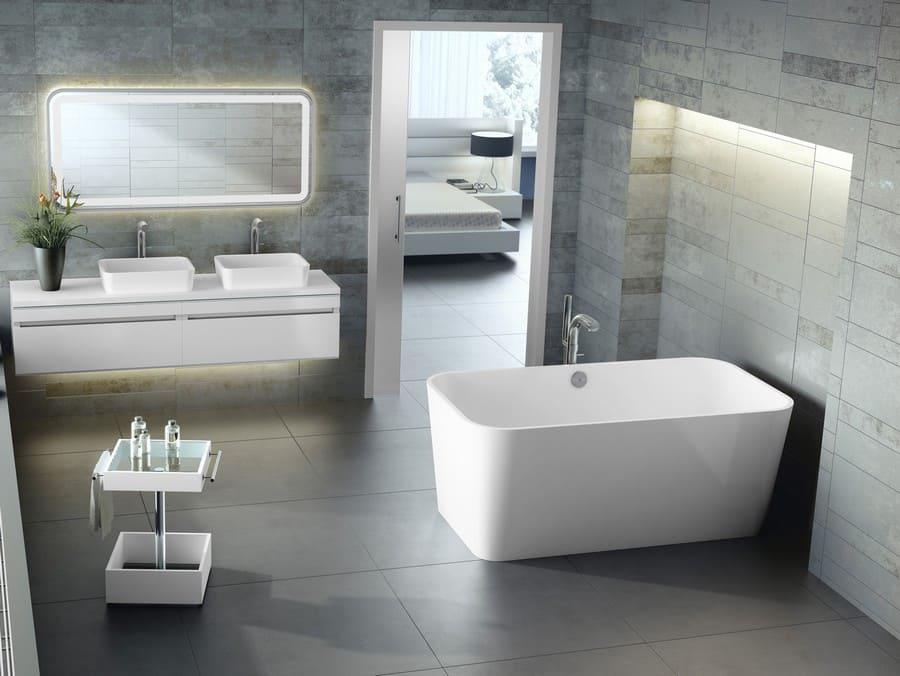 Стильная сантехника для ванной комнаты