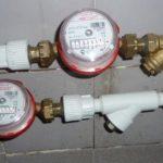 Подготовка, размещение и монтаж счётчиков на воду