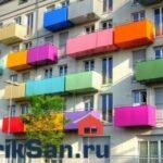 Конструкции балкона и лоджии различаются принципиально