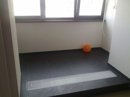 радиаторы в полу