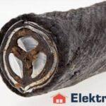 Особенности конструкции силового кабеля ААБл