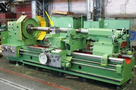 токарный металлорежущий станок
