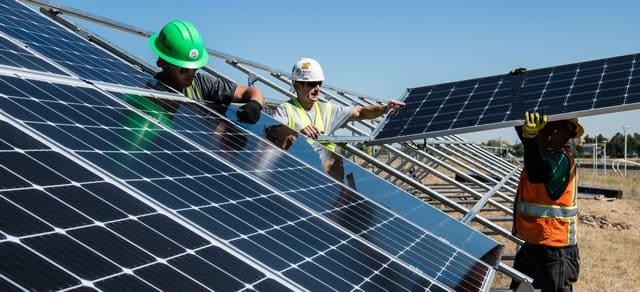 установка и использование систем зеленой энергетики
